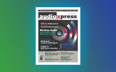 ADX TRAX featured in AudioXpress