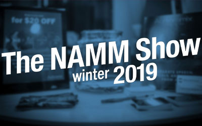 Winter NAMM 2019