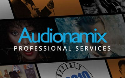 Audionamix's Professional Services Provides Unique Tech for Re-monetization of Older Catalogs