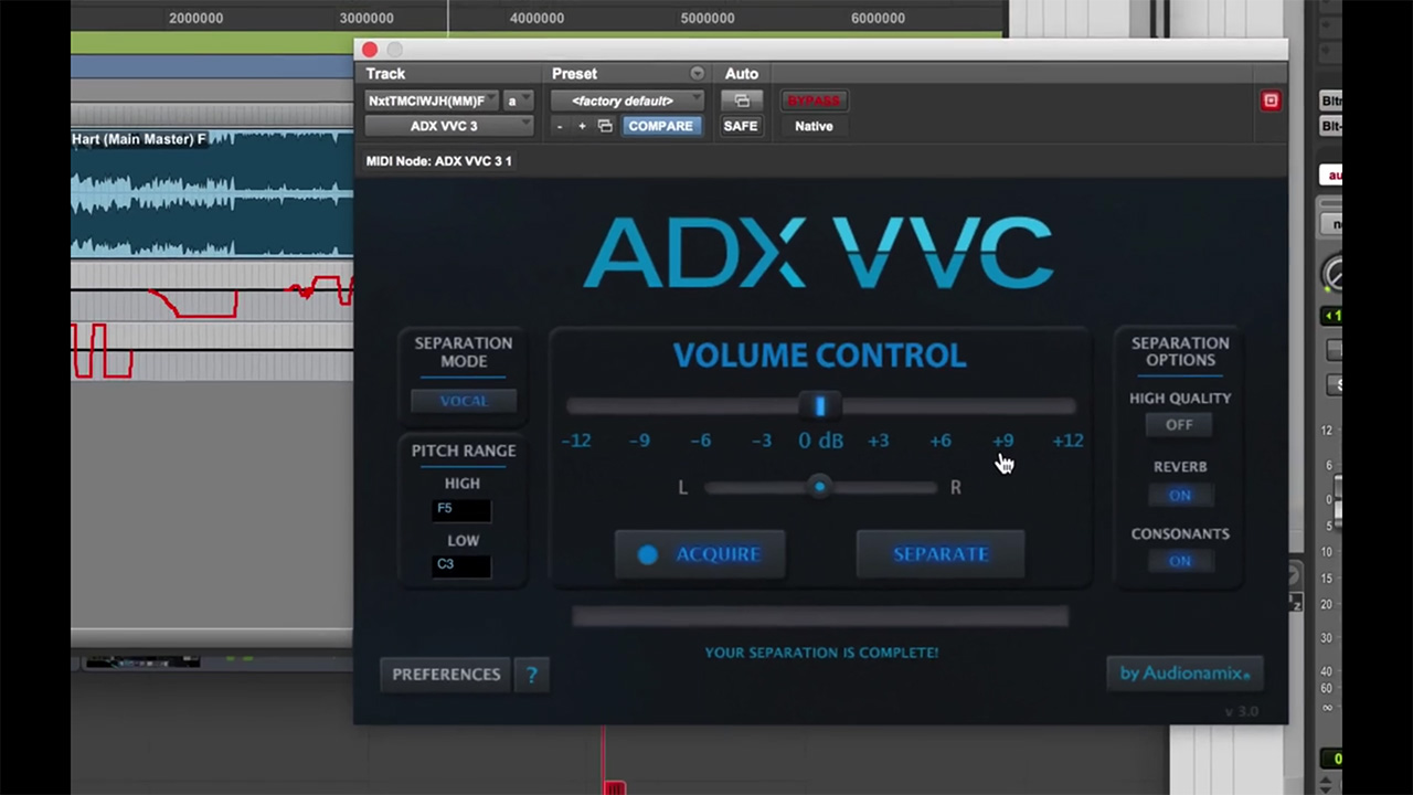 VVC 3 Quick Start Tutorial