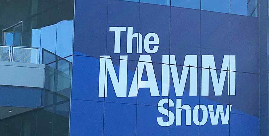 Winter NAMM 2018