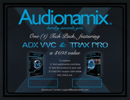 ADX Tech Pack