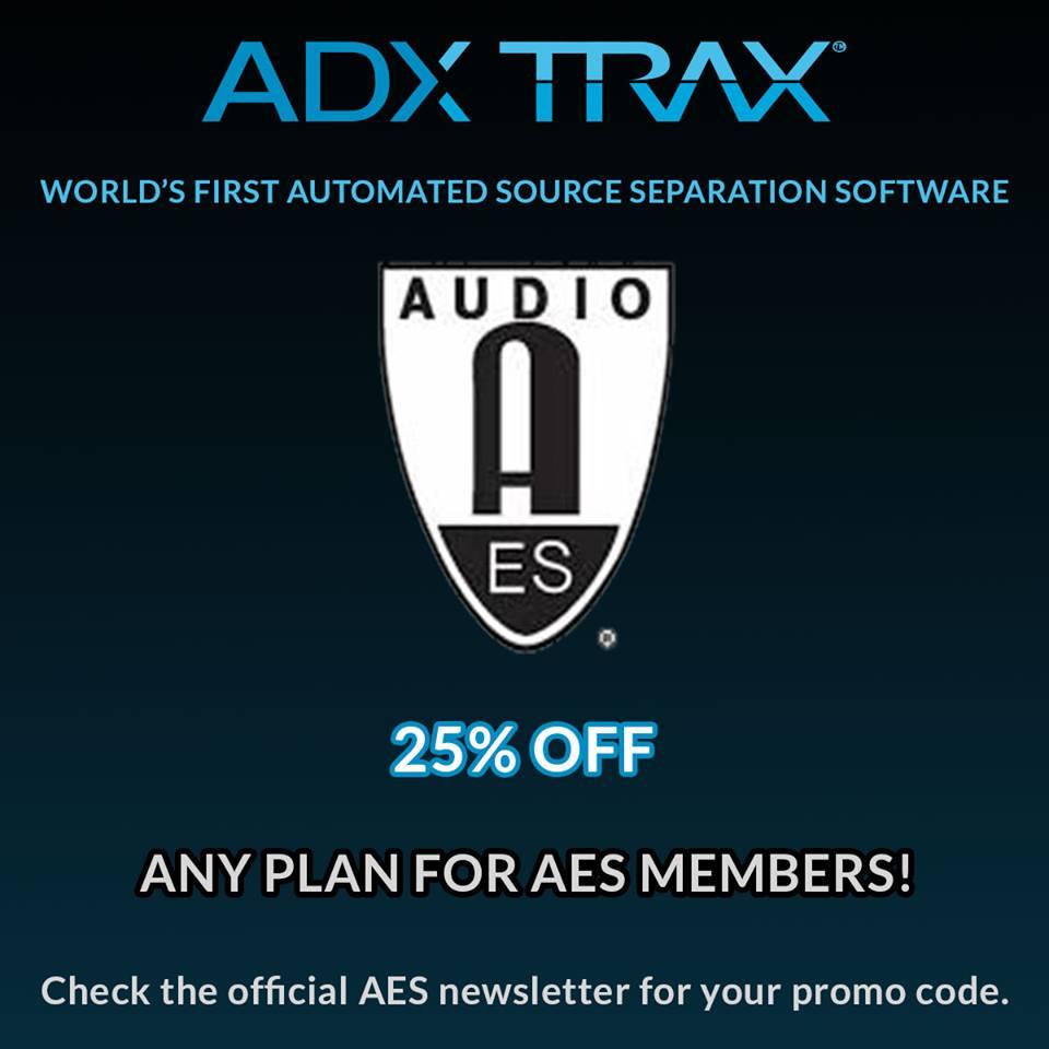 AES Member Discount!