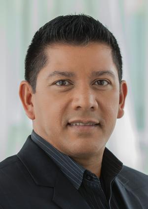 Avid CEO, Louis Hernandez Jr.
