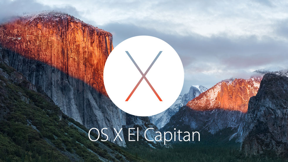 Compatibility Issues with OS X 10.11 El Capitan