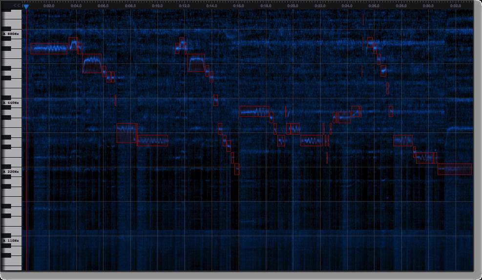 MIDI in TRAX