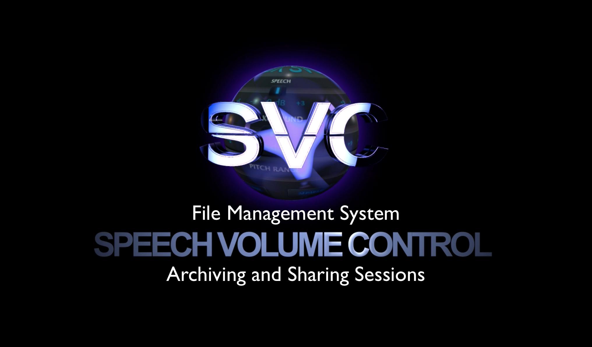 ADX SVC 1.5 Tutorial File Management
