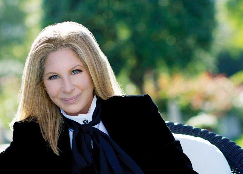 """Barbra Streisand / Elvis Presley, Partners, """"Love Me Tender"""""""