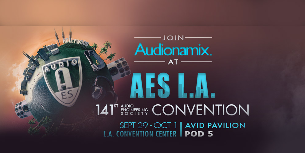 AES 2016 Los Angeles