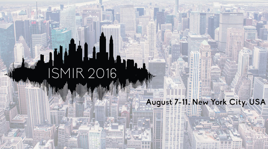 Audionamix to attend ISMIR 2016