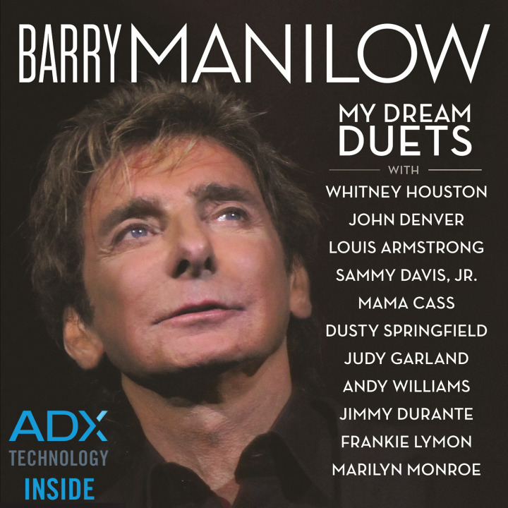 Verve Presents MY DREAM DUETS by Barry Manilow