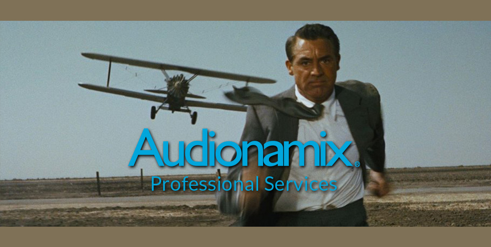 "Audionamix goes ""North by Northwest"""