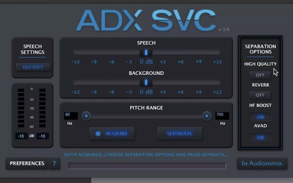 SVC Quick Start Tutorial