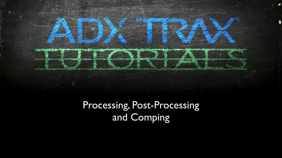 TRAX Tutorial 3