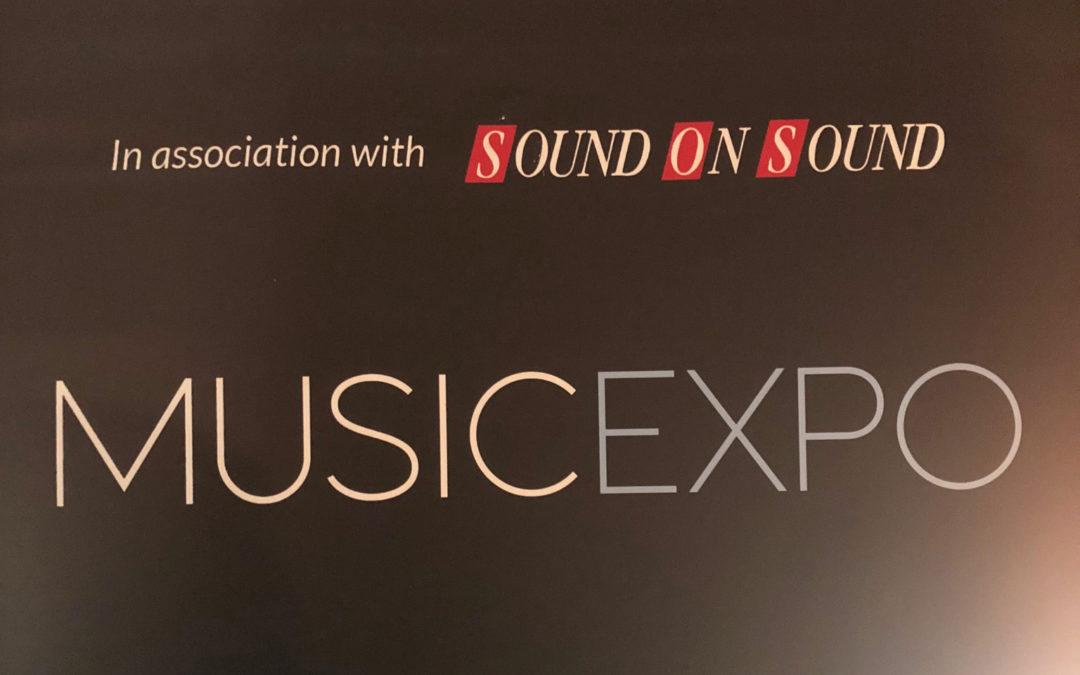 Music Expo Boston 2018
