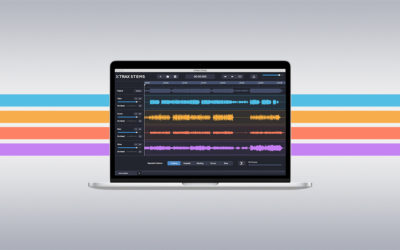 Audionamix Releases New XTRAX STEMS via Subscription