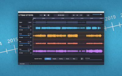 The Story of XTRAX STEMS